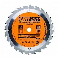 Серии 250 и 251 пилы строительные для ручного инструмента CMT Дисковые пилы Инструмент