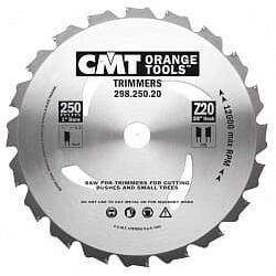 Серия 298 пилы для садовых триммеров CMT Дисковые пилы Инструмент