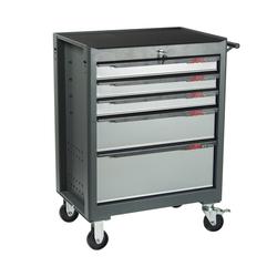 JTC S1065 Инструментальная тележка 5 секций JTC Мебель металлическая Сервисное оборудование