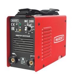 MAXCUT MC200 Сварочный аппарат Maxcut Инверторы Дуговая сварка