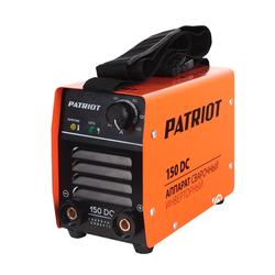 Patriot 150DC MMA Сварочный аппарат Patriot Инверторы Дуговая сварка