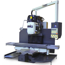 V500 Станок фрезерный вертикальный с крестовым столом Универсал Широкоуниверсальные Универсальные