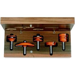 Полный набор для изготовления кухонь CMT Концевые Фрезы по дереву
