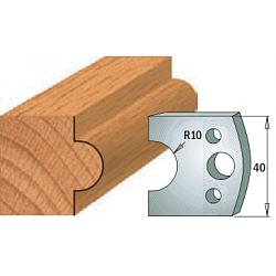 Комплекты ножей и ограничителей серии 690/691 #015 CMT Ножи и ограничители для фрез 40 мм Ножи