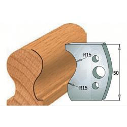 Комплекты ножей и ограничителей серии 690/691 #514 CMT Ножи и ограничители для фрез 50 мм Ножи
