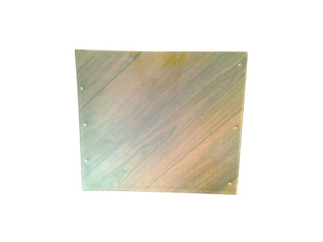 Коврик резиновый для виброплиты TSS VP90 (580х510х6мм) ТСС Виброплиты Вибротехника