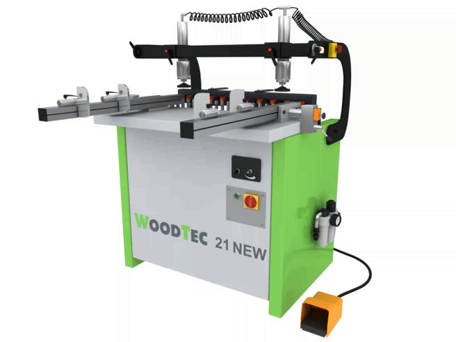 WoodTec 23 NEW станок сверлильно-присадочный Woodtec Станки Сверлильно-присадочные